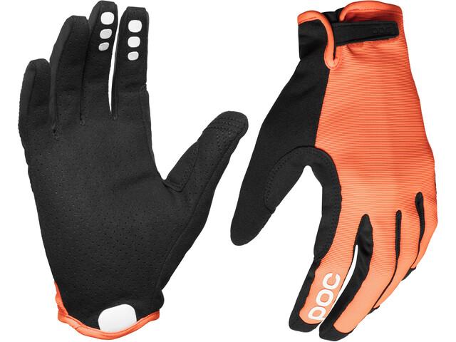 POC Resistance Enduro Adjustable - Gants - orange